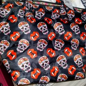 Halloween Quilted Tote